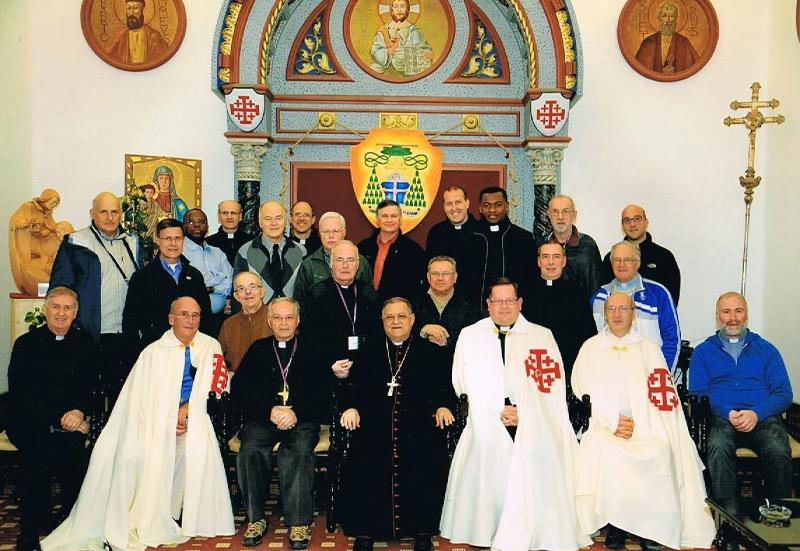 Retraite sacerdotale 2012