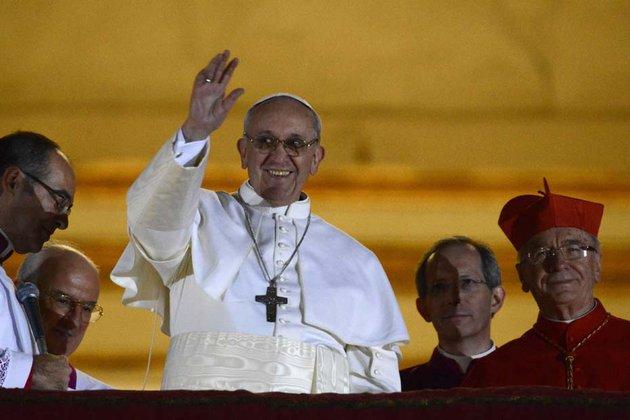 Pape Fran�ois 1er