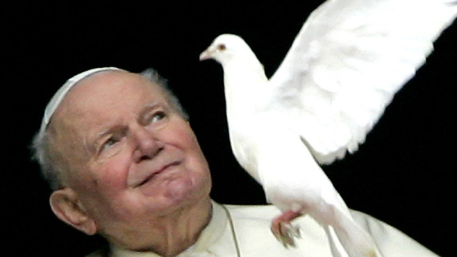 B�atification de Jean-Paul II