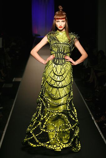 Calligraphie Dress