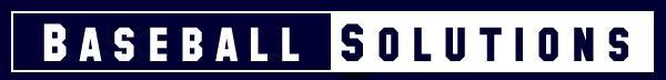 Baseball Solutions banner