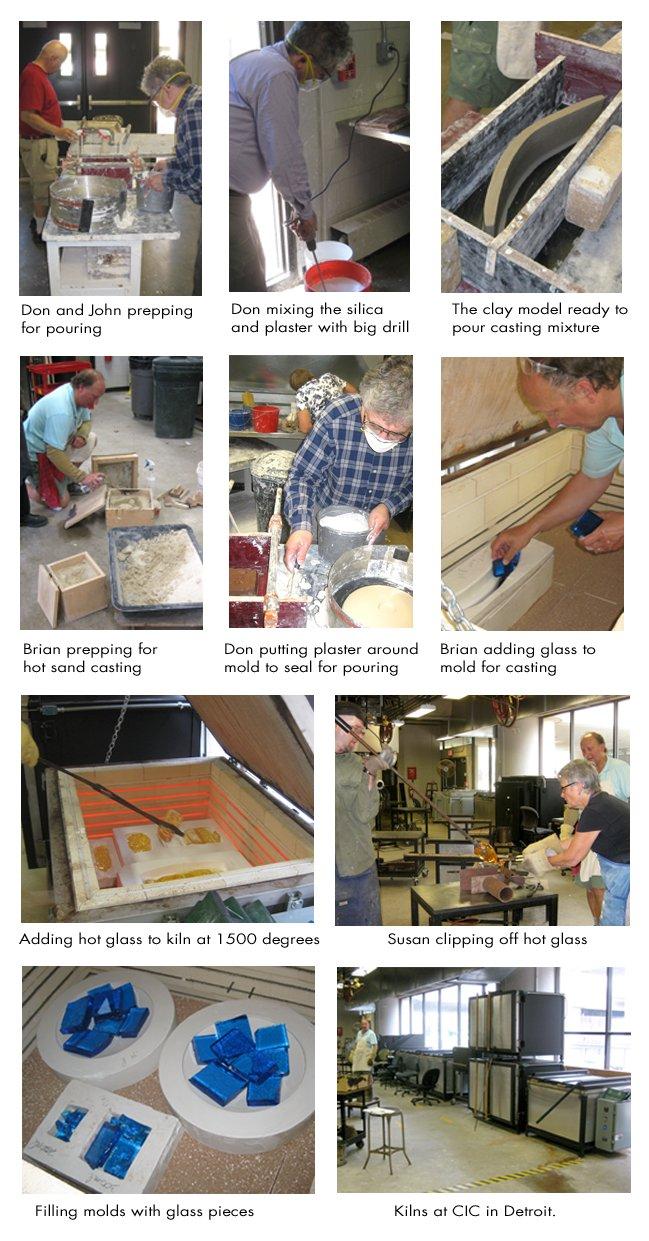 casting workshop Hirsch