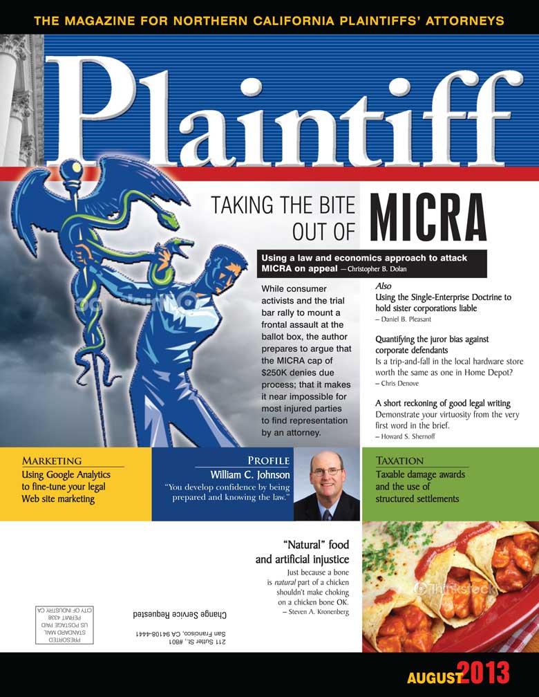 Plaintiff Magazine