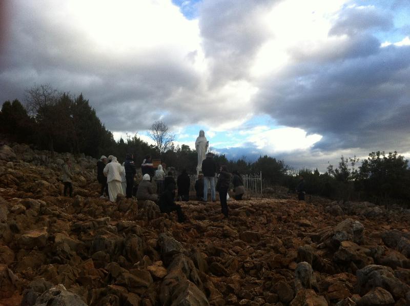 Apparition Hill 2013