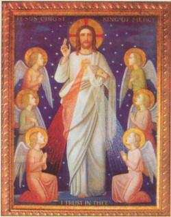 Divine Mercy Image icon