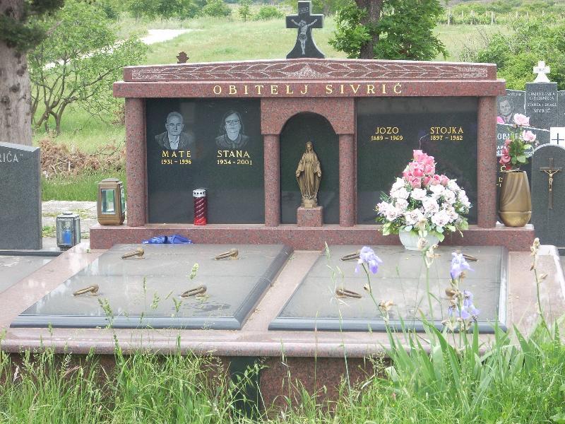 Fr. Slavko's Grave