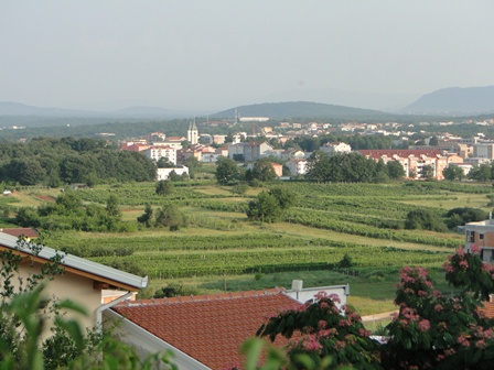 Medjugorje from Apparition Hill