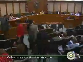 Click to View Video of HB 1039 Hearing