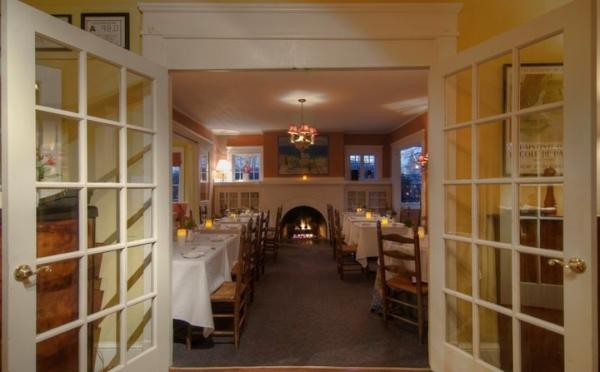 La Residence Fireplace