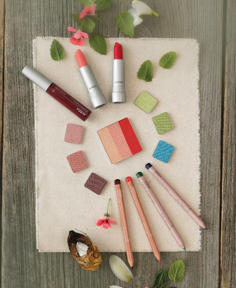 Aveda Spring Makeup Collection