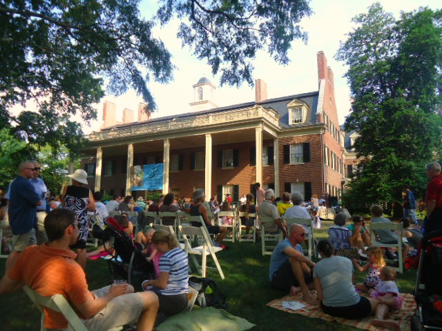 Fridays on the Front Porch - The Carolina Inn