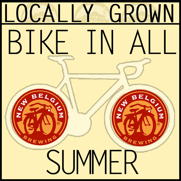 Bike In - Locally Grown 2012