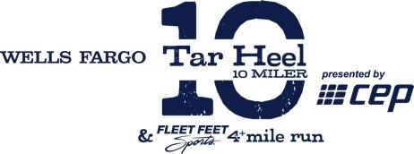 2012 Tar Heel 10-Miler