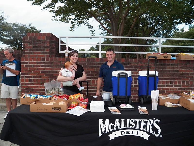 McAlister's Deli at LOCALLY GROWN Movies
