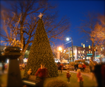 Downtown Tree Lighting Ceremony