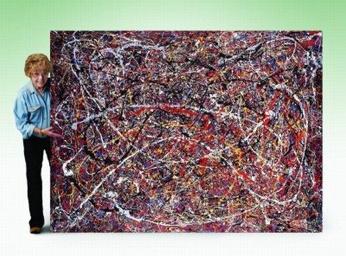 Jackson Pollock Fim