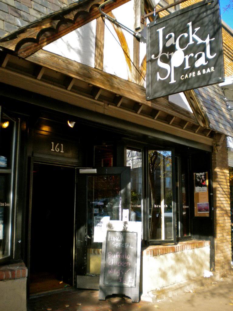 Jack Sprat Cafe