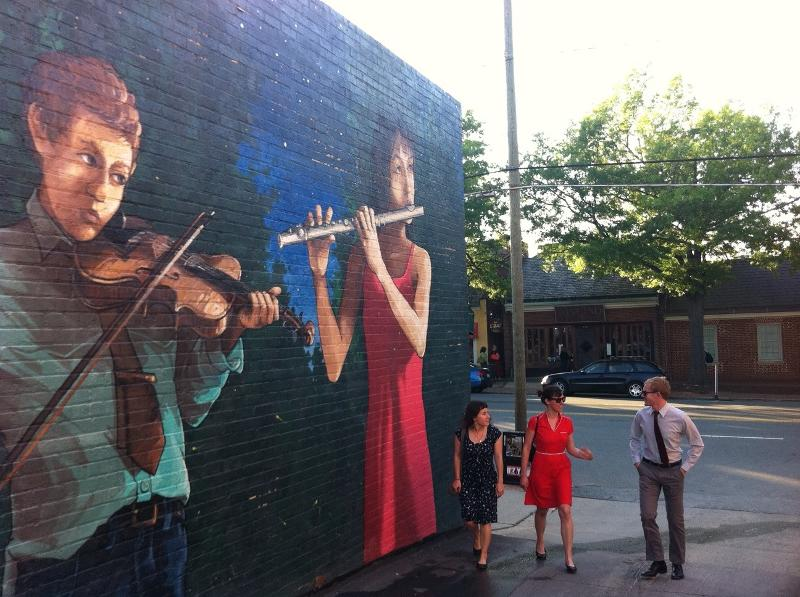 Musical Youth Mural