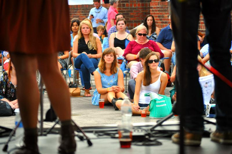 Locally Grown Concert - Downtown Chapel Hill