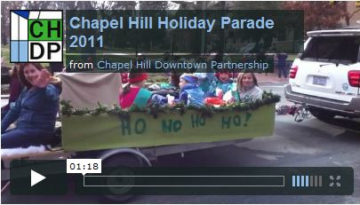 Holiday Parade Video