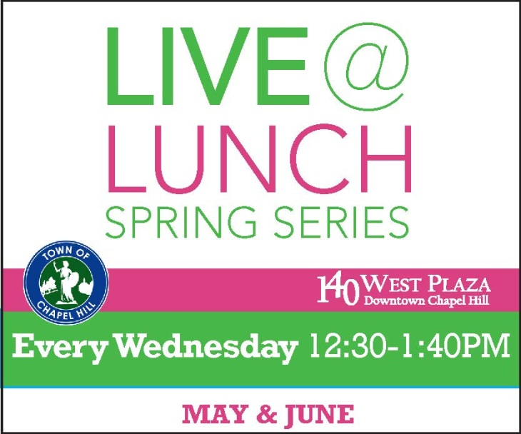 Live @ Lunch on 140 West Plaza