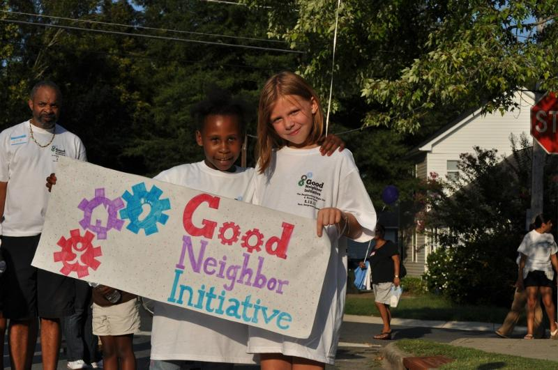 Good Neighbor Walk 2011