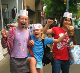 Krispy Kreme Kids - Ms. Worley's 5th Grade Class Trip