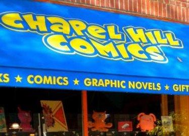 Storefront - Comics