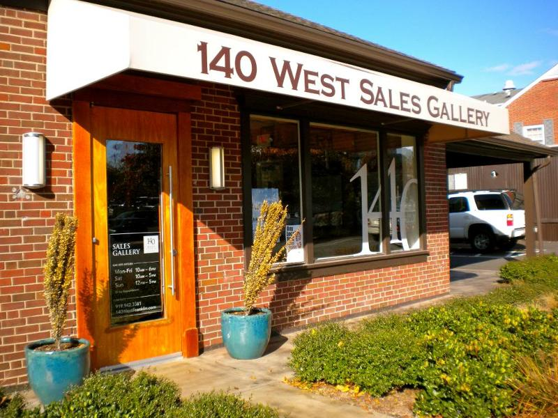140 West Sales Gallery