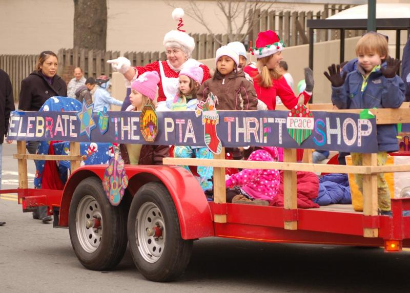 Chapel Hill Carrboro Holiday Parade