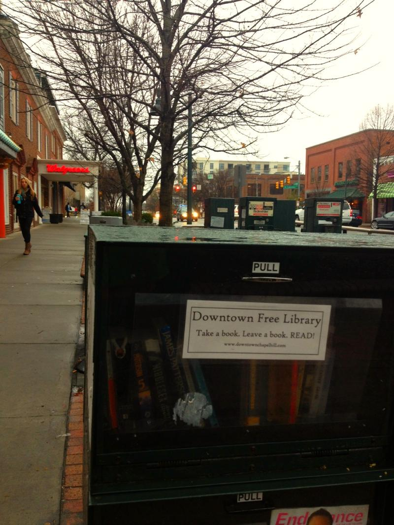 The Downtown Free Library