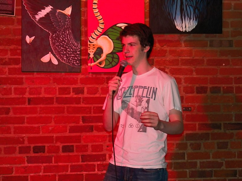 Open Mic Comedy at Jack Sprat Cafe
