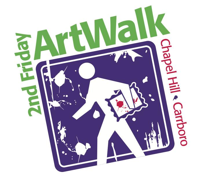 2nd Friday ArtWalk Logo