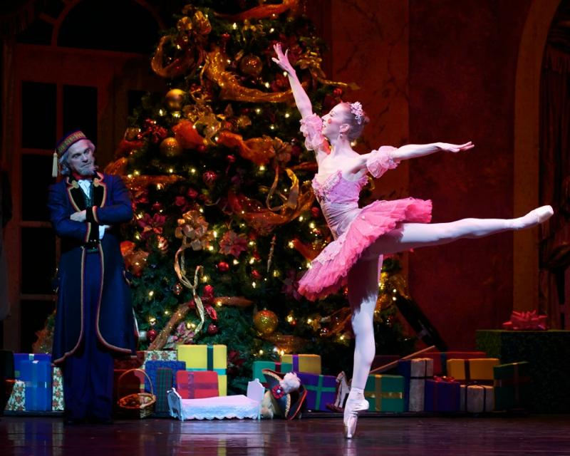 Nutcracker Carolina Ballet - Carolina Performing Arts