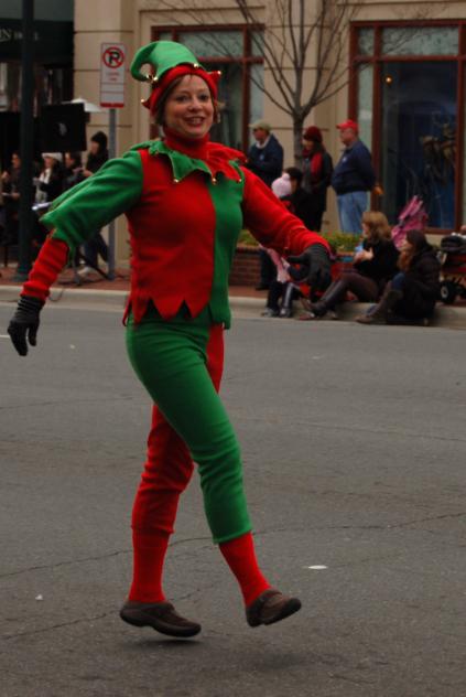 Holiday Parade 2010 - 1
