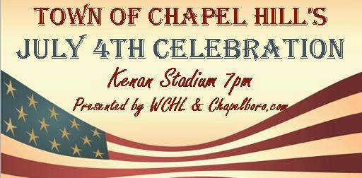 Town of Chapel Hill's 4th of July - Kenan Stadium