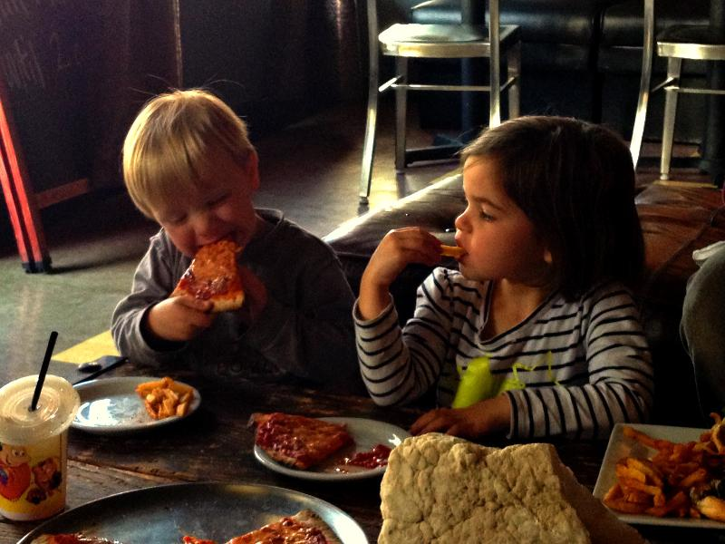 Kids Eat Free on Tuesdays at The Standard