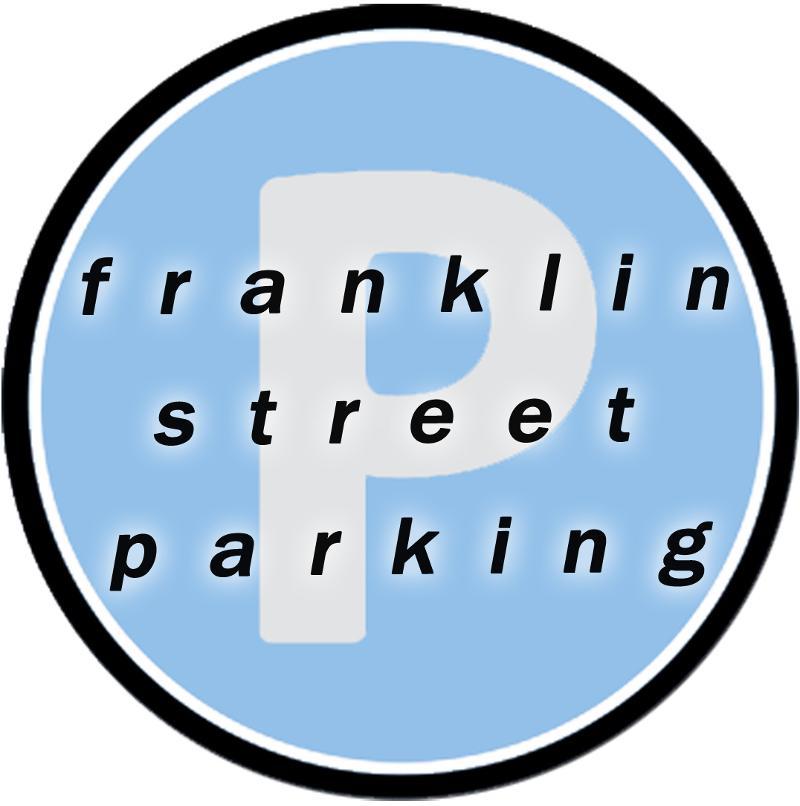 Franklin Street Parking Icon