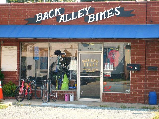 Back Alley Bikes