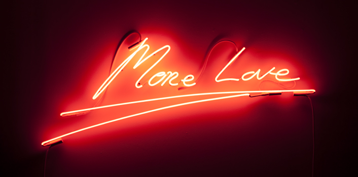 More Love Exhibit Ackland
