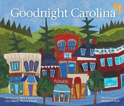 Goodnight Carolina Book