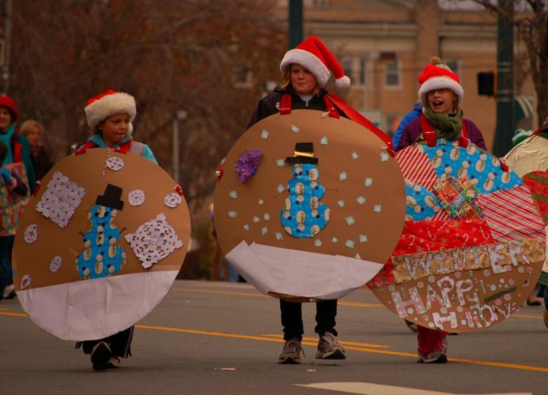 Chapel Hill/Carrboro Holiday Parade