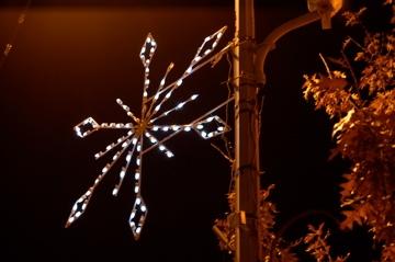 Franklin Street Snowflake
