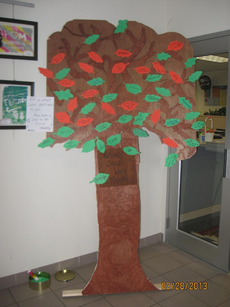 NABSW Tree