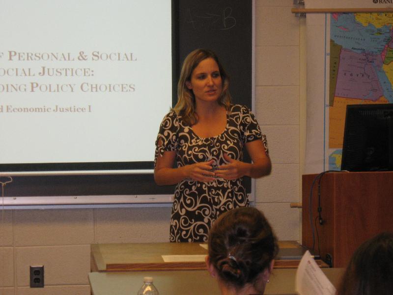 Linda Houser Teaching