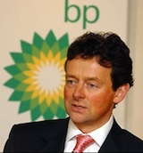 BP's Tony Hayward