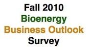 Bioenergy Business Fall Outlook