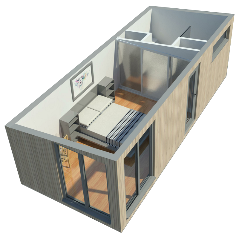 Suite Floorplan