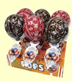 Giant Tootsie Pop