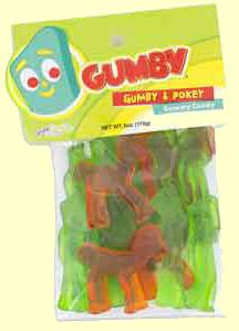 Gummi Gumby & Pokey